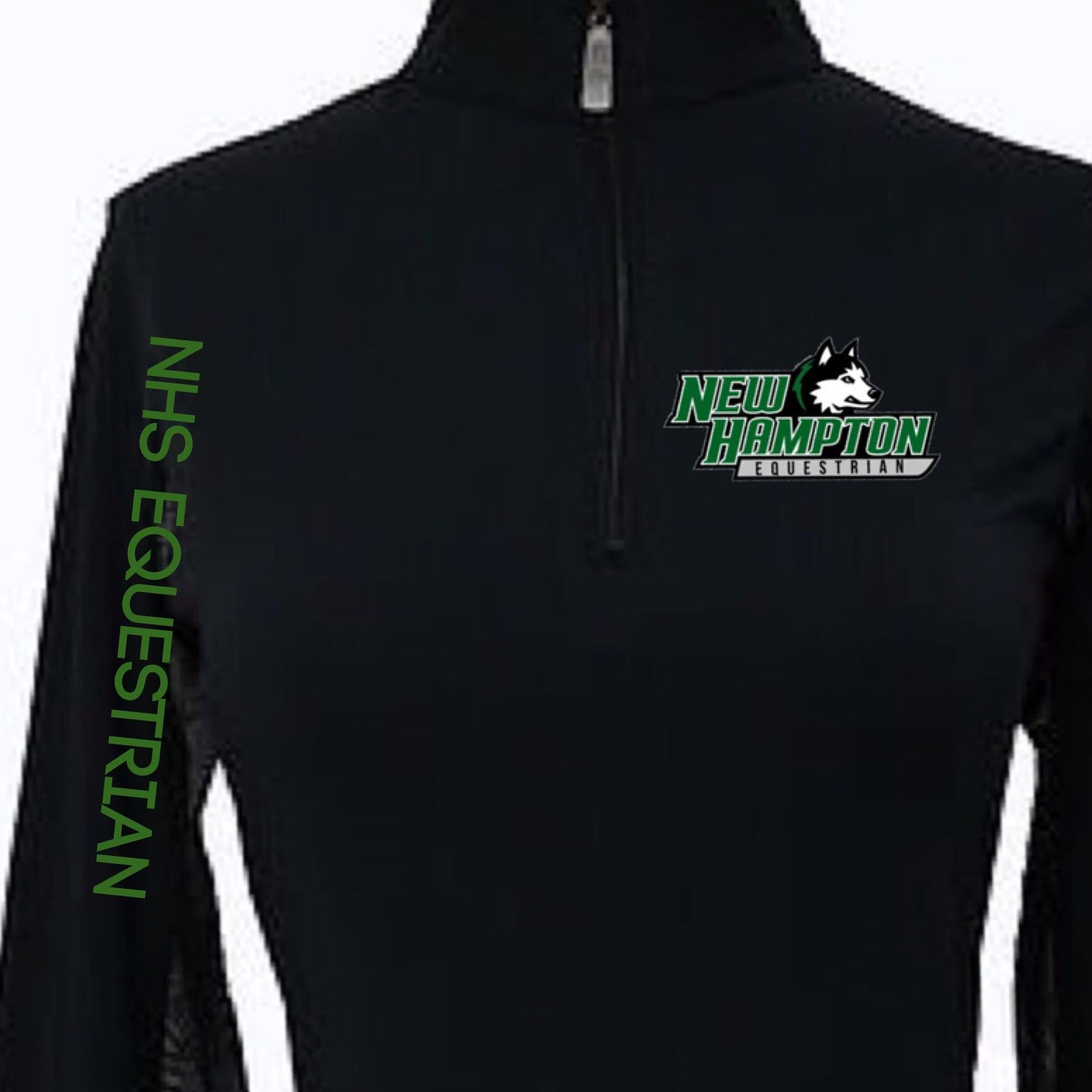 Equestrian Team Apparel Custom Team Shirts XS New Hampton Equestrian equestrian team apparel online tack store mobile tack store custom farm apparel custom show stable clothing equestrian lifestyle horse show clothing riding clothes horses equestrian tack store