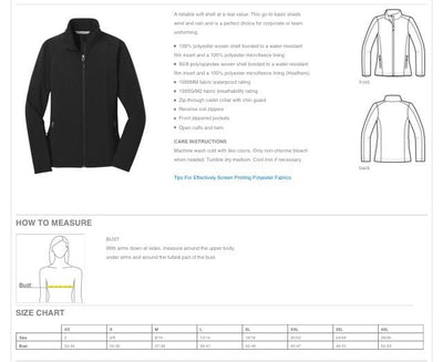 Equestrian Team Apparel Custom Team Shirts Nicole Olsen Dressage Navy Women's & Men's Shell Jacket equestrian team apparel online tack store mobile tack store custom farm apparel custom show stable clothing equestrian lifestyle horse show clothing riding clothes horses equestrian tack store