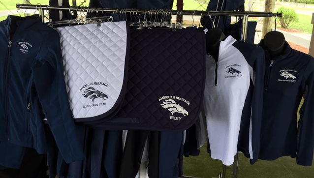 Equestrian Team Apparel Custom Team Shirts American Heritage IEA Rain Jacket w/hood equestrian team apparel online tack store mobile tack store custom farm apparel custom show stable clothing equestrian lifestyle horse show clothing riding clothes horses equestrian tack store