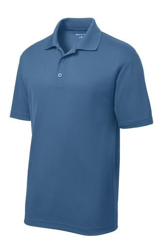 Equestrian Team Apparel Men's Shirts No / Large Men's Polo / Dawn Blue equestrian team apparel online tack store mobile tack store custom farm apparel custom show stable clothing equestrian lifestyle horse show clothing riding clothes horses equestrian tack store