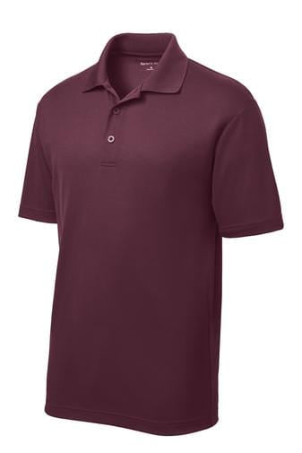 Equestrian Team Apparel Men's Shirts Yes / Large Men's Polo / Maroon equestrian team apparel online tack store mobile tack store custom farm apparel custom show stable clothing equestrian lifestyle horse show clothing riding clothes horses equestrian tack store