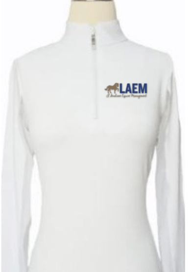 Equestrian Team Apparel Custom Team Shirts Front / S LAEM equestrian team apparel online tack store mobile tack store custom farm apparel custom show stable clothing equestrian lifestyle horse show clothing riding clothes horses equestrian tack store