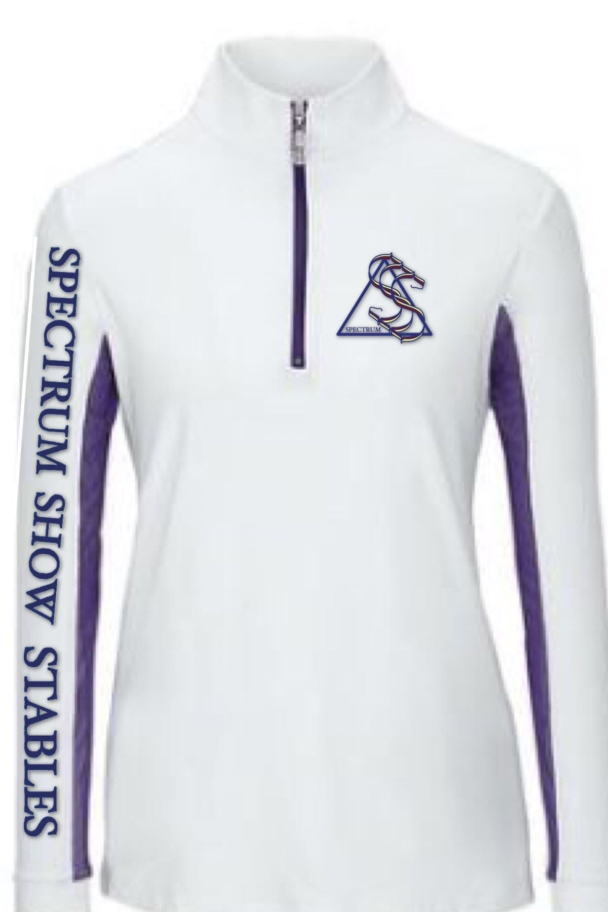 Equestrian Team Apparel Custom Team Shirts XXS Spectrum equestrian team apparel online tack store mobile tack store custom farm apparel custom show stable clothing equestrian lifestyle horse show clothing riding clothes horses equestrian tack store