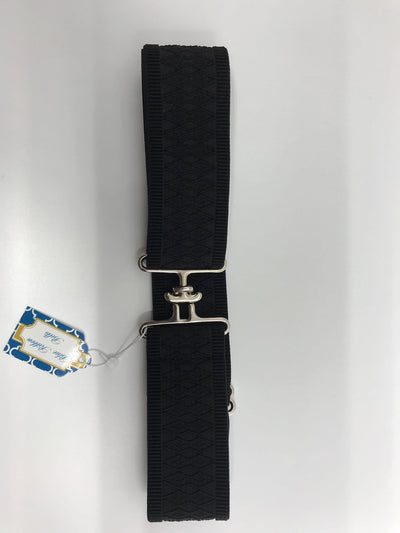 Blue Ribbon Belts Belt Black Tribal Blue Ribbon Belts - 2 Inch equestrian team apparel online tack store mobile tack store custom farm apparel custom show stable clothing equestrian lifestyle horse show clothing riding clothes horses equestrian tack store