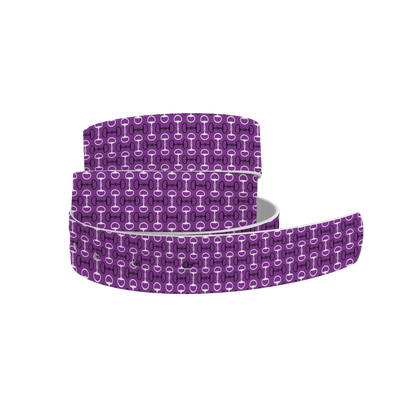 C4 Belts Belt Purple Bits Belt by C4 equestrian team apparel online tack store mobile tack store custom farm apparel custom show stable clothing equestrian lifestyle horse show clothing riding clothes horses equestrian tack store