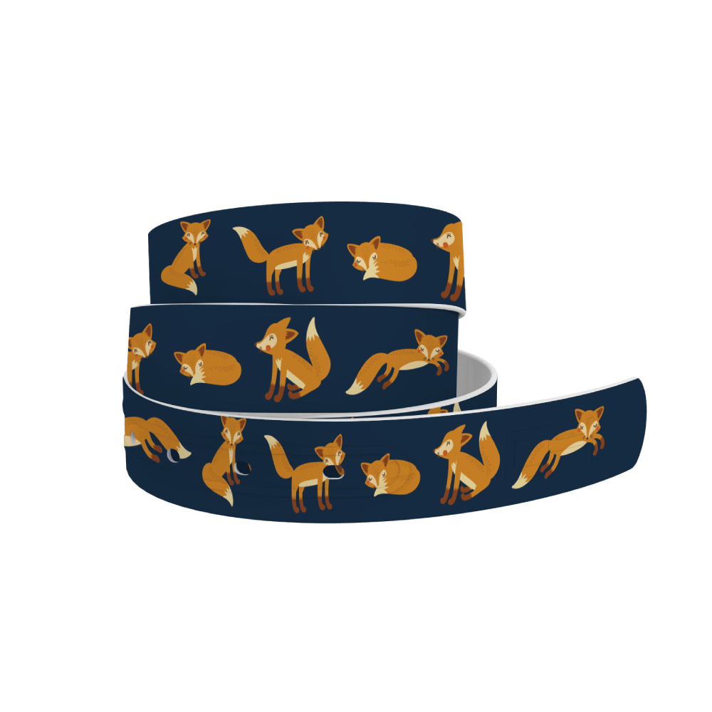 C4 Belts Belt ETA- Playing Foxes Navy LE C4 Belt equestrian team apparel online tack store mobile tack store custom farm apparel custom show stable clothing equestrian lifestyle horse show clothing riding clothes horses equestrian tack store