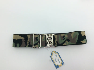 "Blue Ribbon Belts Belt Camo - 3 Dot Buckle Blue Ribbon Belts 1.5"" equestrian team apparel online tack store mobile tack store custom farm apparel custom show stable clothing equestrian lifestyle horse show clothing riding clothes horses equestrian tack store"