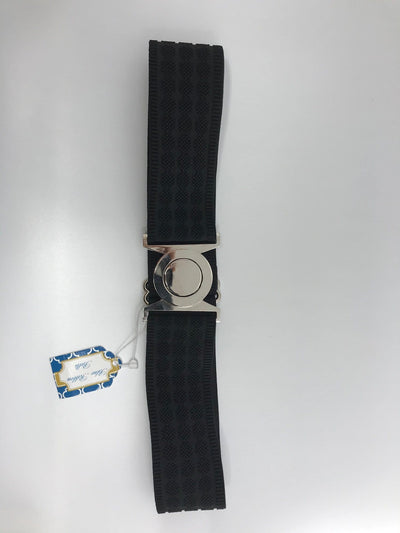 Blue Ribbon Belts Belt Black Dot Blue Ribbon Belts - 2 Inch equestrian team apparel online tack store mobile tack store custom farm apparel custom show stable clothing equestrian lifestyle horse show clothing riding clothes horses equestrian tack store