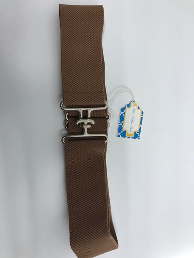 Blue Ribbon Belts Belt Chocolate Brown Blue Ribbon Belts - 2 Inch equestrian team apparel online tack store mobile tack store custom farm apparel custom show stable clothing equestrian lifestyle horse show clothing riding clothes horses equestrian tack store