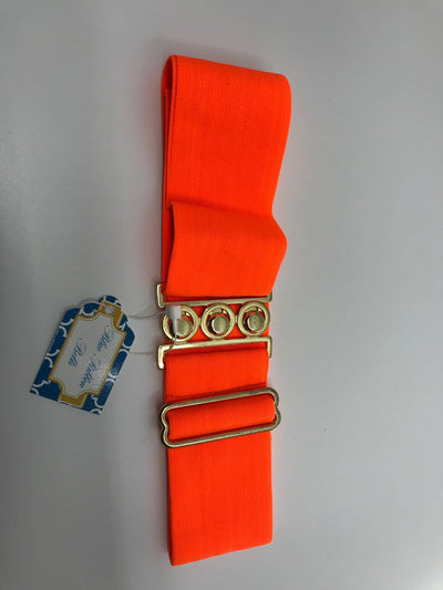Blue Ribbon Belts Belt Orange Blue Ribbon Belts - 2 Inch equestrian team apparel online tack store mobile tack store custom farm apparel custom show stable clothing equestrian lifestyle horse show clothing riding clothes horses equestrian tack store