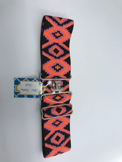 Blue Ribbon Belts Belt Pink Snakeskin Blue Ribbon Belts - 2 Inch equestrian team apparel online tack store mobile tack store custom farm apparel custom show stable clothing equestrian lifestyle horse show clothing riding clothes horses equestrian tack store