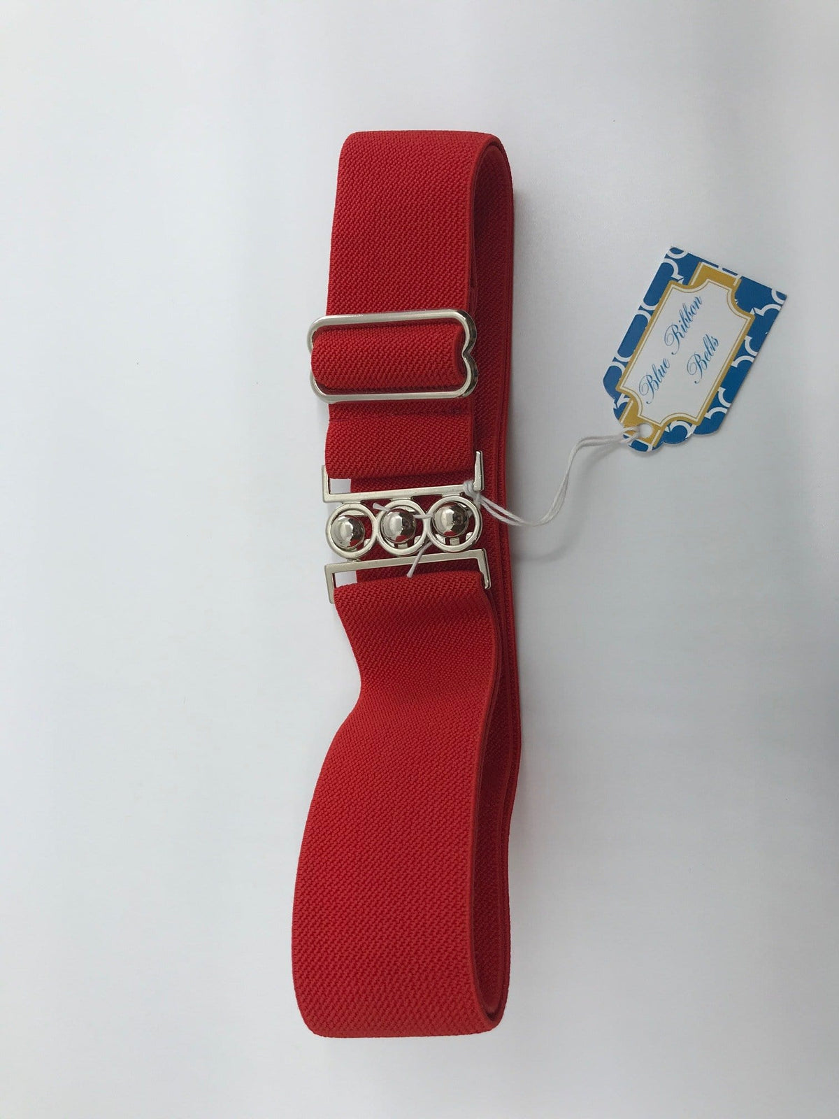 "Blue Ribbon Belts Belt Red Blue Ribbon Belts 1.5"" equestrian team apparel online tack store mobile tack store custom farm apparel custom show stable clothing equestrian lifestyle horse show clothing riding clothes horses equestrian tack store"