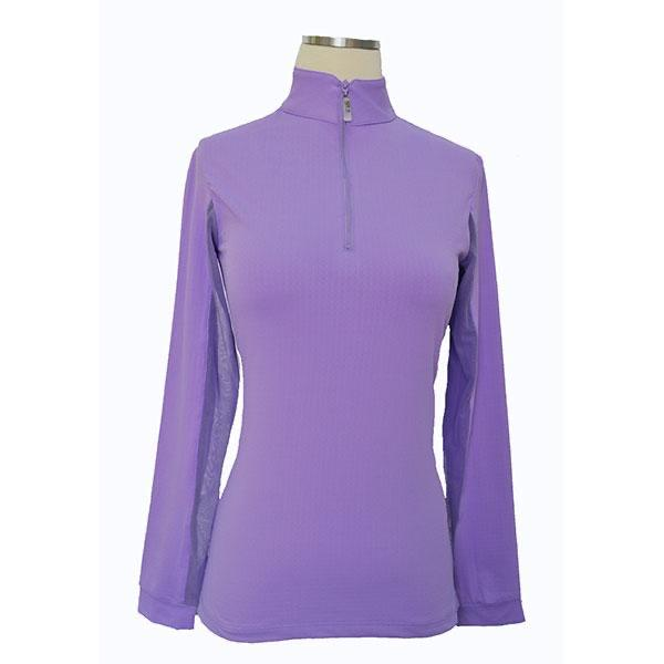 EIS Sunshirt XL / Purple Lavender EIS Women's Sun Shirt equestrian team apparel online tack store mobile tack store custom farm apparel custom show stable clothing equestrian lifestyle horse show clothing riding clothes Lavender EIS Women's Sun Shirt from Equestrian Team Apparel horses equestrian tack store