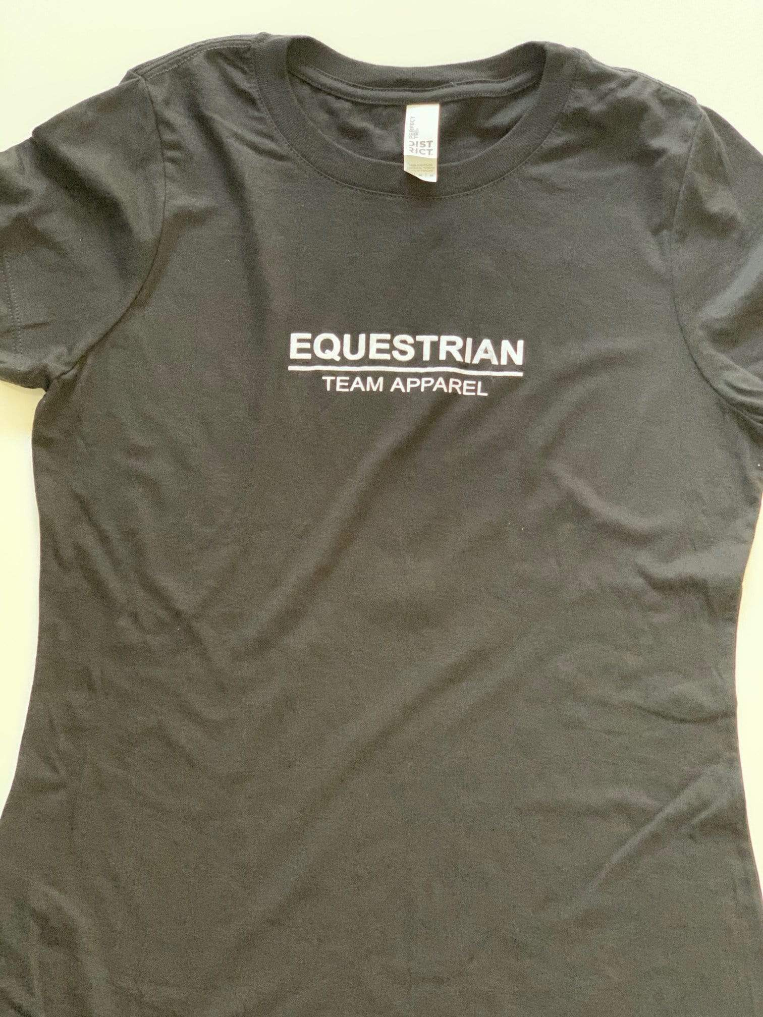 Equestrian Team Apparel Graphic Tees Women's Tryon Graphic Tee - ETA equestrian team apparel online tack store mobile tack store custom farm apparel custom show stable clothing equestrian lifestyle horse show clothing riding clothes horses equestrian tack store
