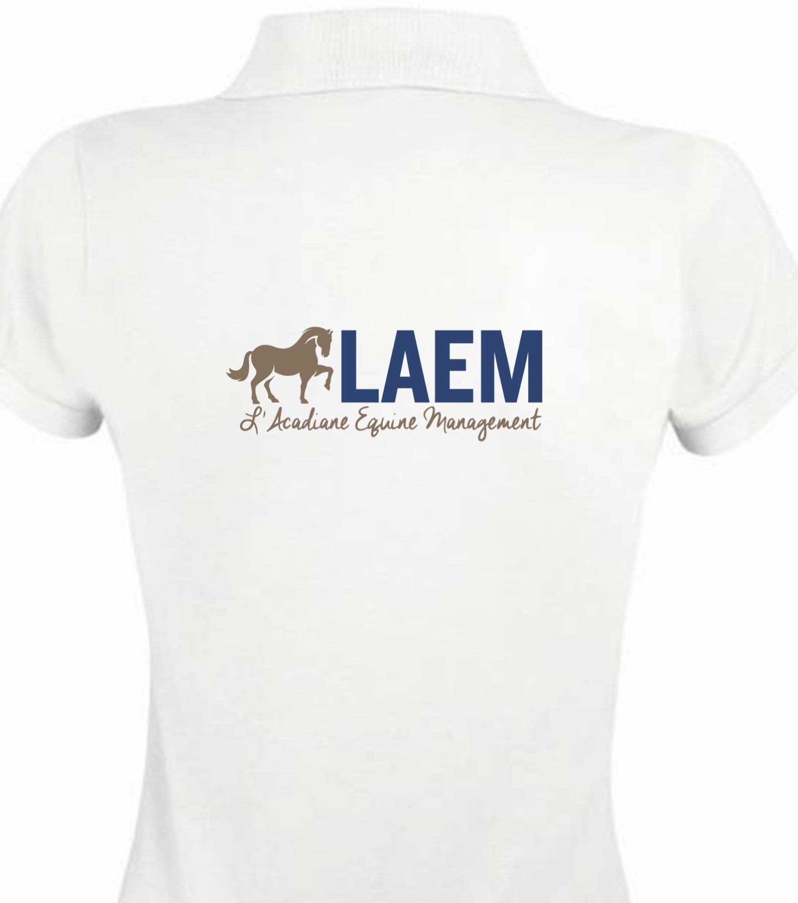 Equestrian Team Apparel Custom Team Shirts Back / XXL LAEM Short Sleeve equestrian team apparel online tack store mobile tack store custom farm apparel custom show stable clothing equestrian lifestyle horse show clothing riding clothes horses equestrian tack store