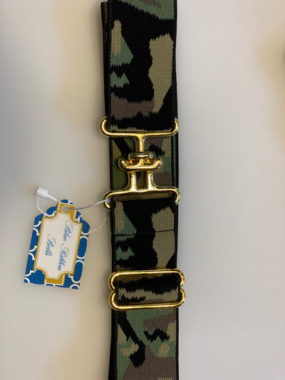 "Blue Ribbon Belts Belt Camo Blue Ribbon Belts 1.5"" equestrian team apparel online tack store mobile tack store custom farm apparel custom show stable clothing equestrian lifestyle horse show clothing riding clothes horses equestrian tack store"