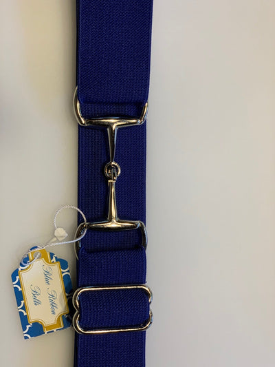 "Blue Ribbon Belts Belt Royal Blue Blue Ribbon Belts 1.5"" equestrian team apparel online tack store mobile tack store custom farm apparel custom show stable clothing equestrian lifestyle horse show clothing riding clothes horses equestrian tack store"