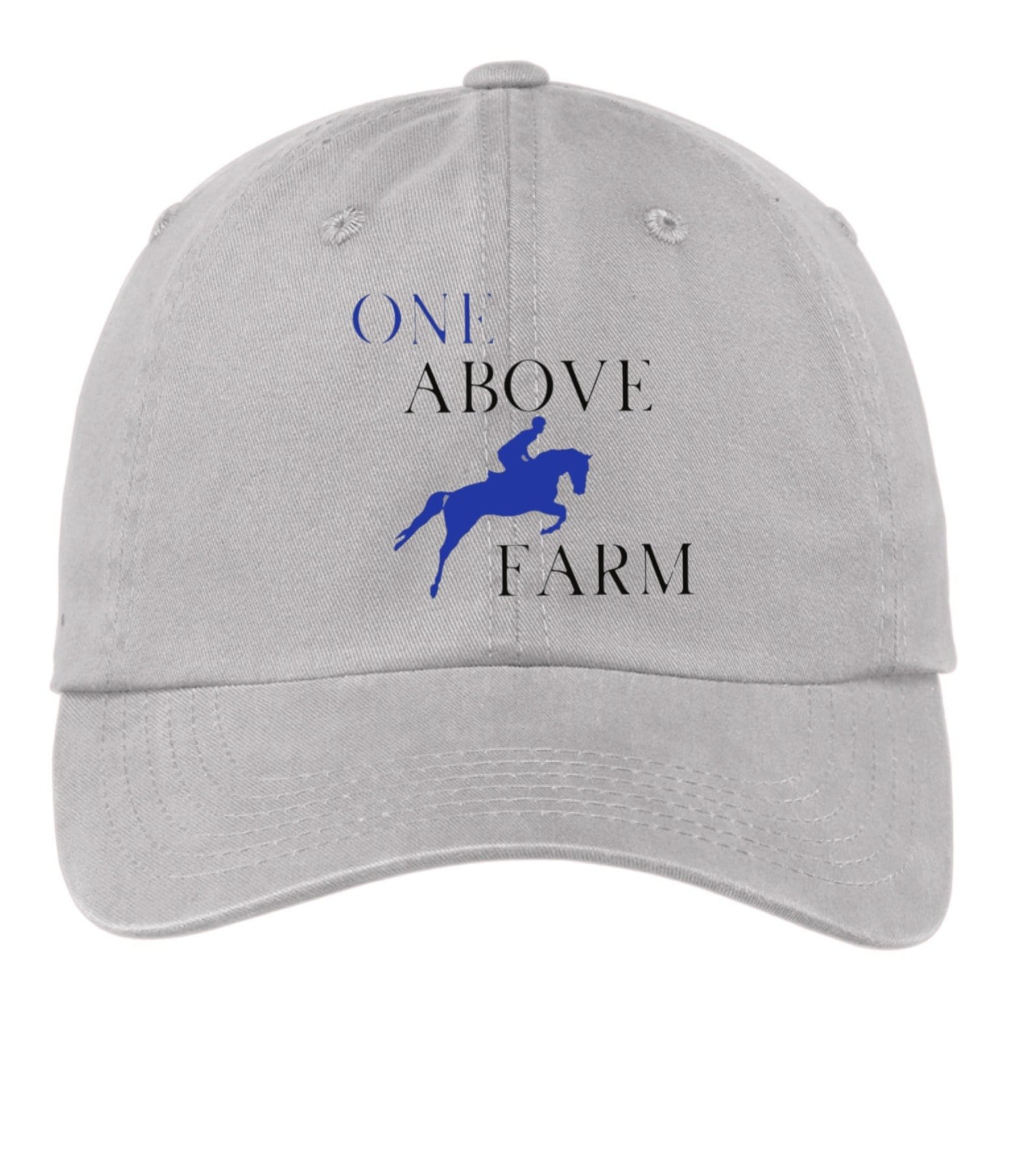 Equestrian Team Apparel Custom Team Shirts One Above Farm Baseball Caps equestrian team apparel online tack store mobile tack store custom farm apparel custom show stable clothing equestrian lifestyle horse show clothing riding clothes horses equestrian tack store
