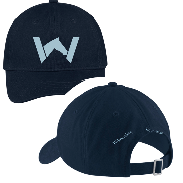 Equestrian Team Apparel Custom Team Hats Wilmerding Equestrian Baseball Hats equestrian team apparel online tack store mobile tack store custom farm apparel custom show stable clothing equestrian lifestyle horse show clothing riding clothes horses equestrian tack store