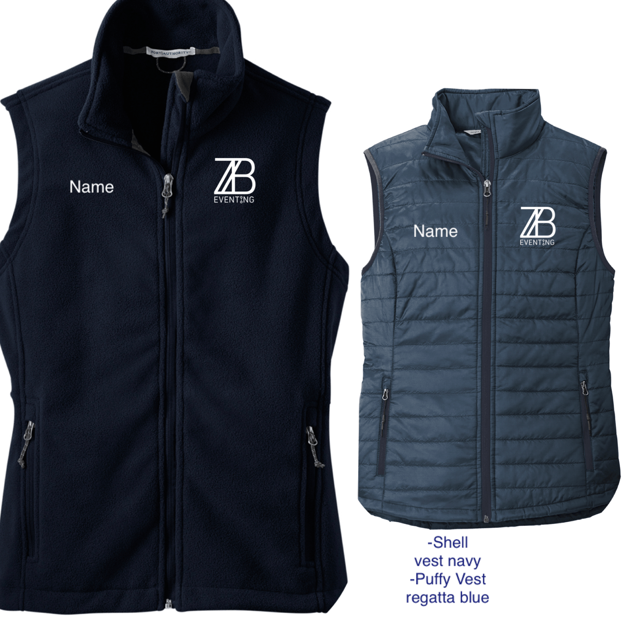 Equestrian Team Apparel Custom Team Shirts ZB Eventing Vest equestrian team apparel online tack store mobile tack store custom farm apparel custom show stable clothing equestrian lifestyle horse show clothing riding clothes horses equestrian tack store