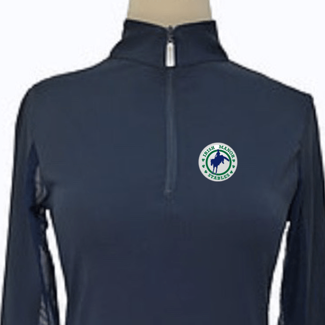 Equestrian Team Apparel Custom Team Shirts Irish Manor Sun Shirts equestrian team apparel online tack store mobile tack store custom farm apparel custom show stable clothing equestrian lifestyle horse show clothing riding clothes horses equestrian tack store