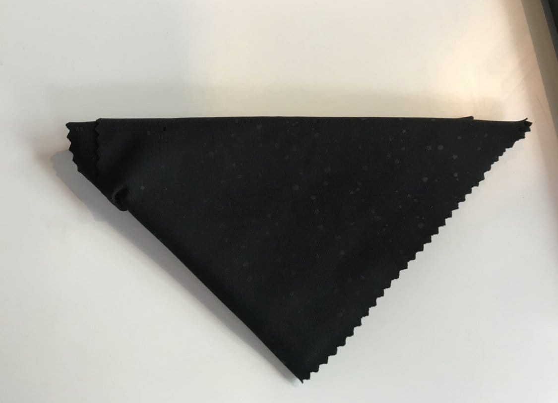 Equestrian Team Apparel Face Protection Speckled Black Bandana equestrian team apparel online tack store mobile tack store custom farm apparel custom show stable clothing equestrian lifestyle horse show clothing riding clothes horses equestrian tack store