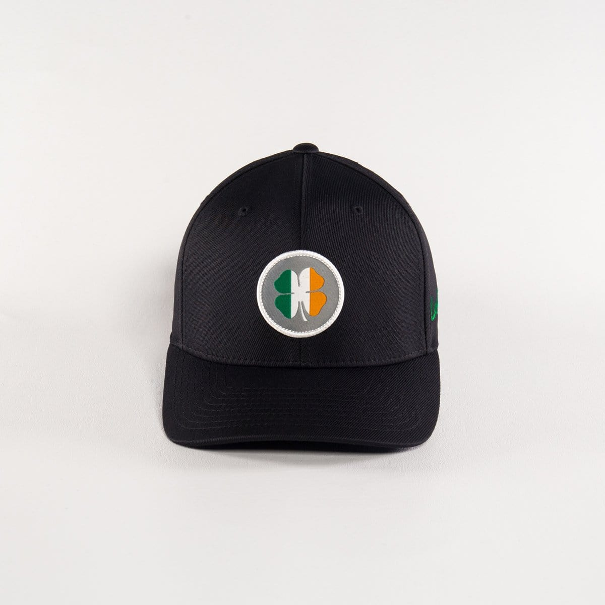 Black Clover Baseball Caps Ireland Flag Nation - Snapback equestrian team apparel online tack store mobile tack store custom farm apparel custom show stable clothing equestrian lifestyle horse show clothing riding clothes horses equestrian tack store