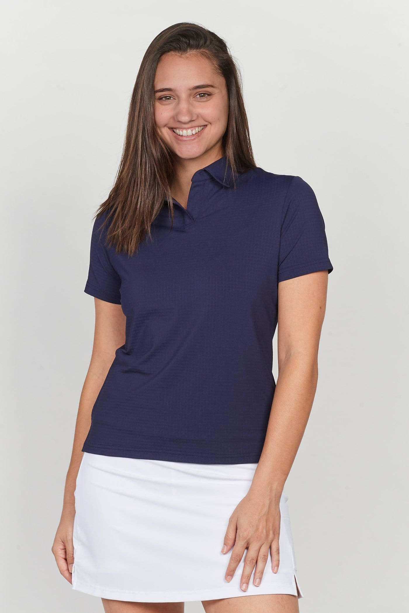 EIS Shirt EIS Jonny NAVY Cool Shirt equestrian team apparel online tack store mobile tack store custom farm apparel custom show stable clothing equestrian lifestyle horse show clothing riding clothes horses equestrian tack store
