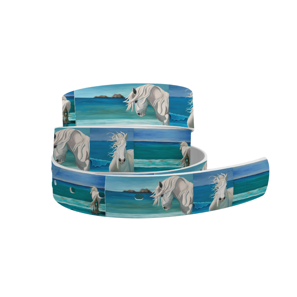 C4 Belts Belt Leslie Anne Webb, Sam at the Beach Belt equestrian team apparel online tack store mobile tack store custom farm apparel custom show stable clothing equestrian lifestyle horse show clothing riding clothes horses equestrian tack store