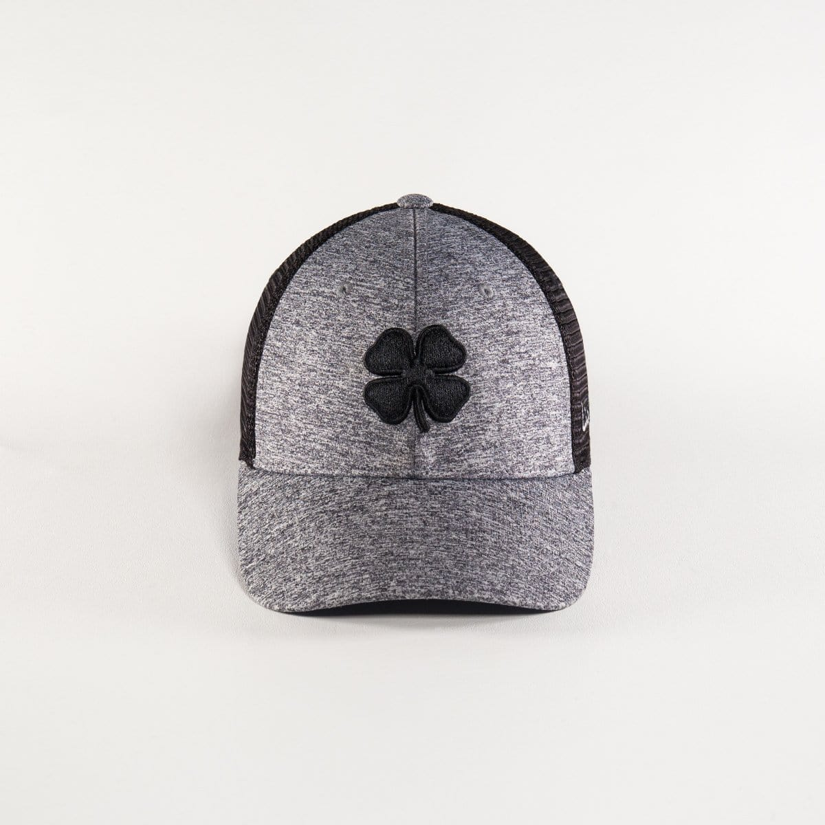 Black Clover Baseball Caps Lucky Heather Mesh Grey equestrian team apparel online tack store mobile tack store custom farm apparel custom show stable clothing equestrian lifestyle horse show clothing riding clothes horses equestrian tack store