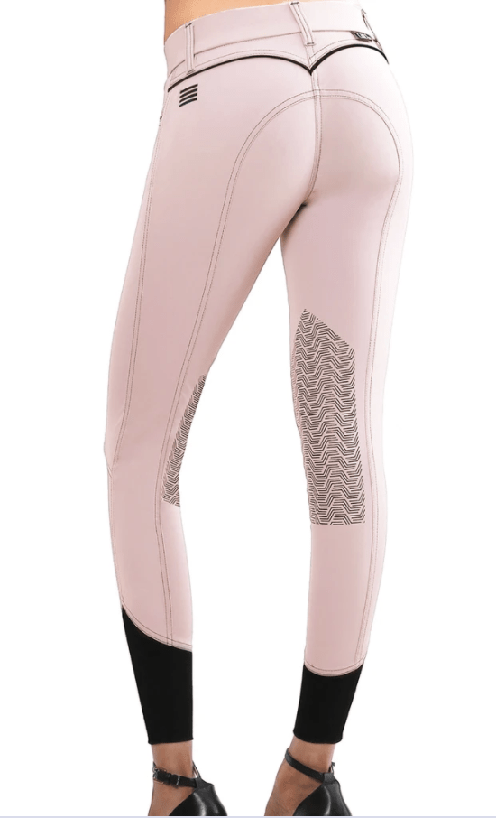 GhoDho Breeches 22 / Blush GhoDho Elara Breeches equestrian team apparel online tack store mobile tack store custom farm apparel custom show stable clothing equestrian lifestyle horse show clothing riding clothes horses equestrian tack store