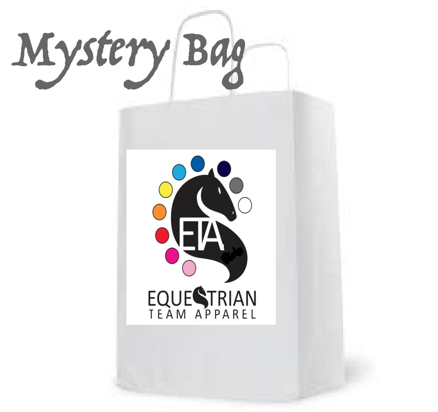 Equestrian Team Apparel Mystery Bag Mystery Bag for Equestrians equestrian team apparel online tack store mobile tack store custom farm apparel custom show stable clothing equestrian lifestyle horse show clothing riding clothes horses equestrian tack store