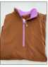 EIS Youth Shirt Y8-10 Brown/Purple Youth EIS Sun Shirt equestrian team apparel online tack store mobile tack store custom farm apparel custom show stable clothing equestrian lifestyle horse show clothing riding clothes ETA Kids Equestrian Fashion | EIS Sun Shirts horses equestrian tack store