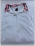 EIS Youth Shirt Y8-10 White/Hibiscus Youth EIS Sun Shirt equestrian team apparel online tack store mobile tack store custom farm apparel custom show stable clothing equestrian lifestyle horse show clothing riding clothes ETA Kids Equestrian Fashion | EIS Sun Shirts horses equestrian tack store
