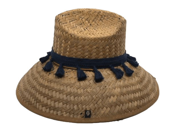Island Girl Sun Hat One Size Fancy Small Tassels Island Girl Hats equestrian team apparel online tack store mobile tack store custom farm apparel custom show stable clothing equestrian lifestyle horse show clothing riding clothes horses equestrian tack store