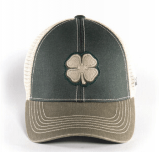 Black Clover Baseball Caps Two Tone Vintage 17 equestrian team apparel online tack store mobile tack store custom farm apparel custom show stable clothing equestrian lifestyle horse show clothing riding clothes horses equestrian tack store