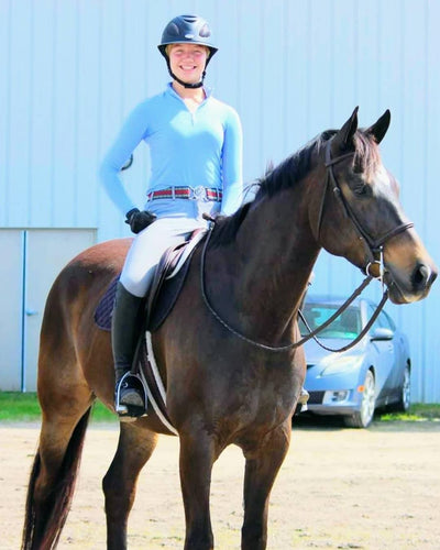 Blue Ribbon Belts Belt Blue Ribbon Belts - 2 Inch equestrian team apparel online tack store mobile tack store custom farm apparel custom show stable clothing equestrian lifestyle horse show clothing riding clothes horses equestrian tack store