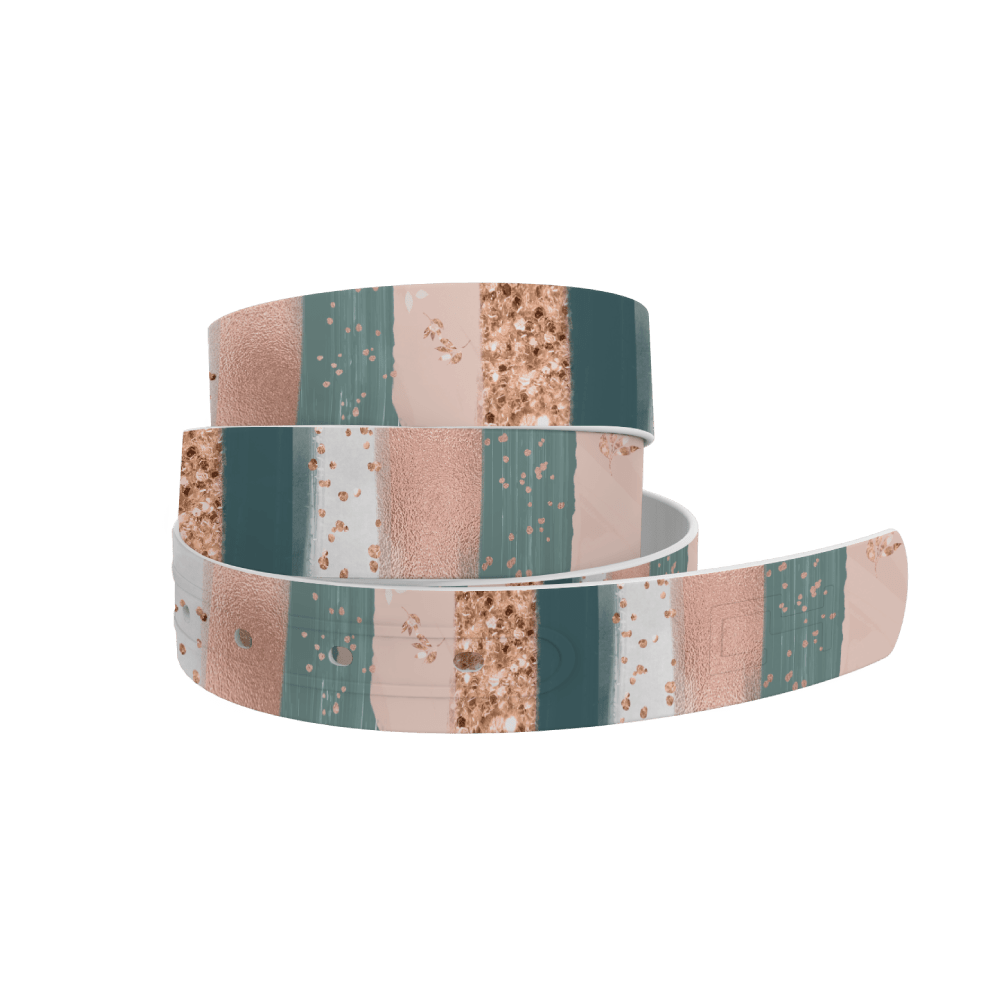 C4 Belts Belt Blush Strokes Belt - C4 equestrian team apparel online tack store mobile tack store custom farm apparel custom show stable clothing equestrian lifestyle horse show clothing riding clothes horses equestrian tack store