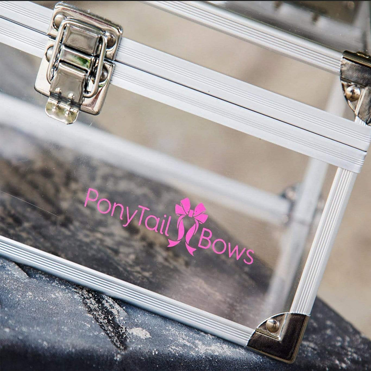 Ponytail Bows Bow Box The Bow Box equestrian team apparel online tack store mobile tack store custom farm apparel custom show stable clothing equestrian lifestyle horse show clothing riding clothes horses equestrian tack store