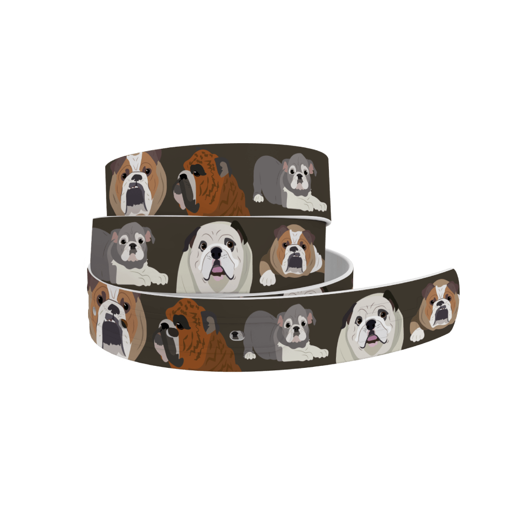 C4 Belts Belt Bull Dogs Belt - C4 equestrian team apparel online tack store mobile tack store custom farm apparel custom show stable clothing equestrian lifestyle horse show clothing riding clothes horses equestrian tack store