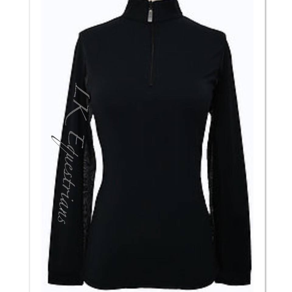 Equestrian Team Apparel Custom Team Shirts Leadline / Black LK Equestrian Sunshirt equestrian team apparel online tack store mobile tack store custom farm apparel custom show stable clothing equestrian lifestyle horse show clothing riding clothes horses equestrian tack store