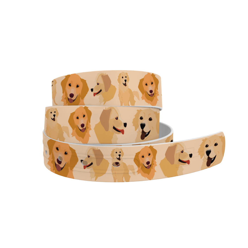 C4 Belts Belt Golden Retriever Belt by C4 equestrian team apparel online tack store mobile tack store custom farm apparel custom show stable clothing equestrian lifestyle horse show clothing riding clothes horses equestrian tack store