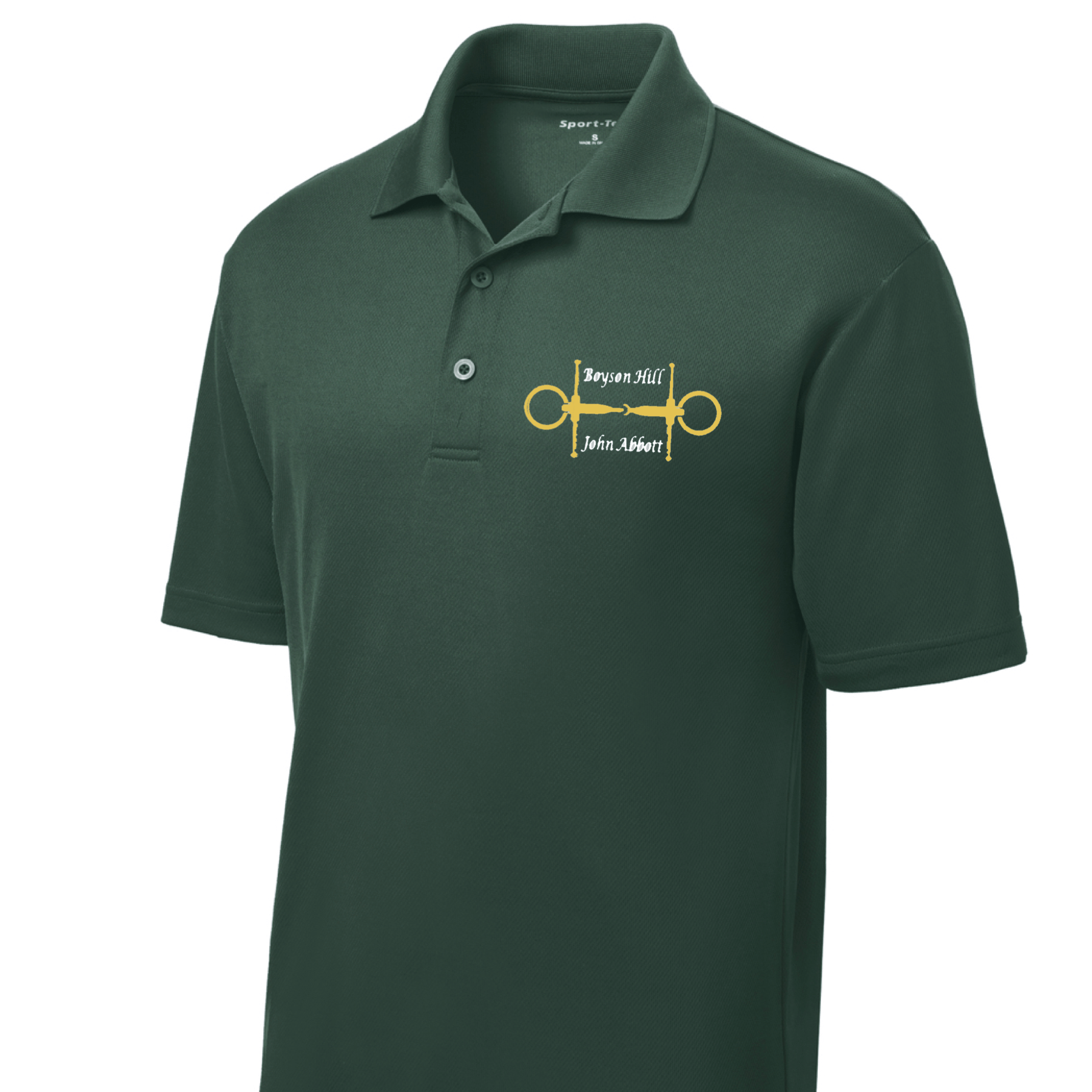 Equestrian Team Apparel Custom Team Shirts Boyson Hill Polo Shirts - Men's equestrian team apparel online tack store mobile tack store custom farm apparel custom show stable clothing equestrian lifestyle horse show clothing riding clothes horses equestrian tack store