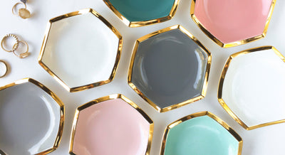 Cute Ring Dishes To Hold Your Most Precious Pieces