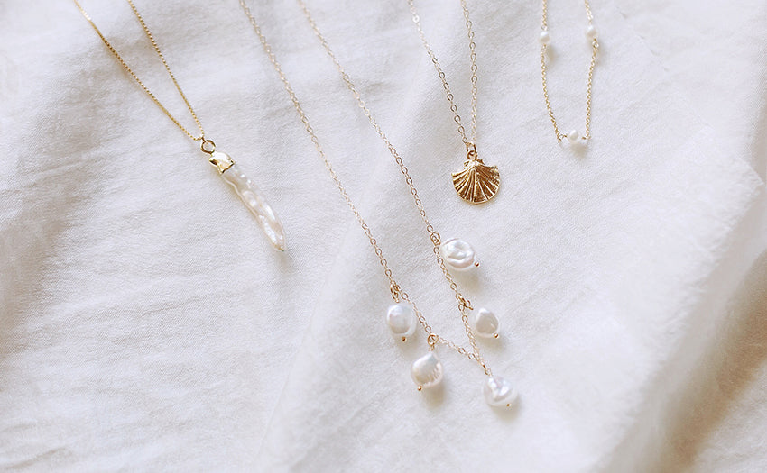 The pearl trend is here to stay and we're loving it.