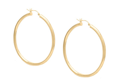 Bianca Hoops Medium