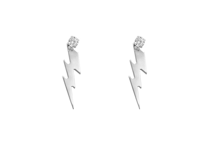 Lightning Bolt Earring Jackets