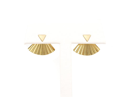 Sunburst Earring Jackets