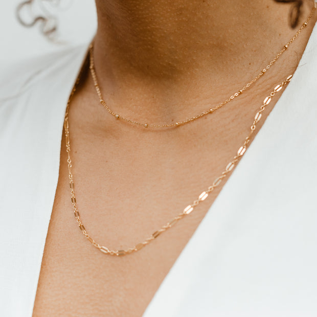 The Dainty Duo Necklace