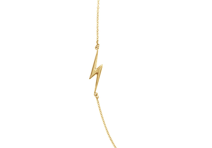 Lightning Strikes Necklace